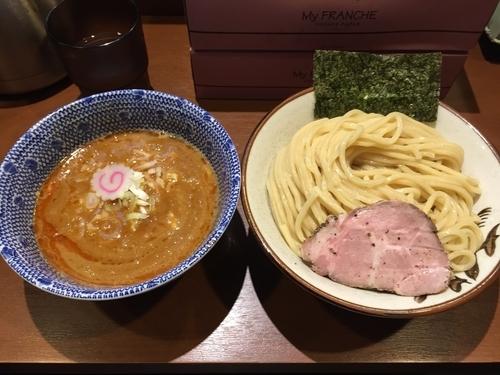 「辛つけめん」@俺の麺 春道の写真