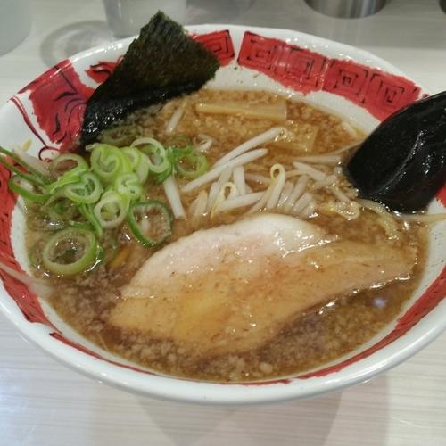 「魚だし香る醤油麺(700円)」@らあ麺ダイニング成セバ成ル。KAKERUの写真