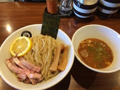 「つけ麺」@RAMEN GOTTSUの写真