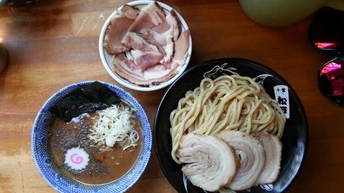 「つけチャーシュー」@中華蕎麦 とみ田の写真