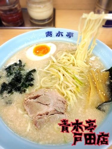 「ラーメン(醤油)¥600」@ラーメン青木亭 戸田店の写真