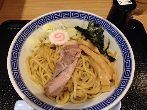 「ヘルシー油そば」@舎鈴 大島駅前店の写真