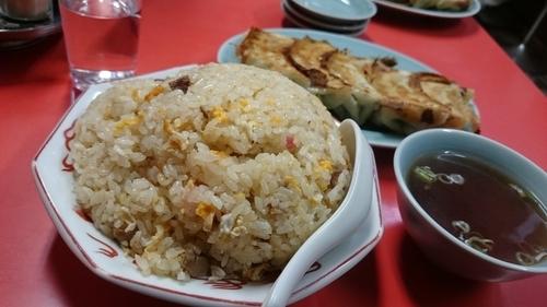 「炒飯」@大門の写真