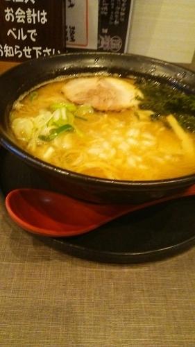 「中華そば細麺」@中華蕎麦 御輿の写真