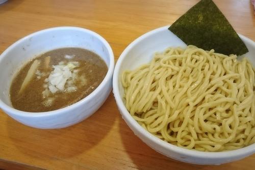 「煮干しつけ麺 350G 900円」@煮干そば とみ田の写真