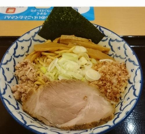 「油そば 700円」@兎に角 another leafの写真