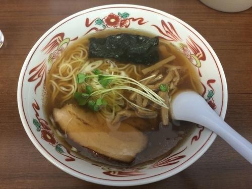 「らーめん(醤油味)」@麺 こむさしの写真