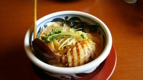 「満開味噌」@みそらーめん 満開屋 芝東店の写真
