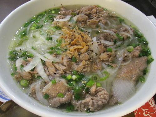 「牛しゃぶ肉のフォー 「980円」」@Nha Viet Nam 越谷店の写真