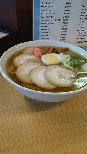 「チャーシュー麺大盛」@亀次郎の写真