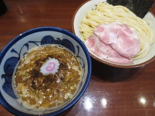 「つけめん 780円」@煮干中華そば 鈴蘭 新宿店の写真