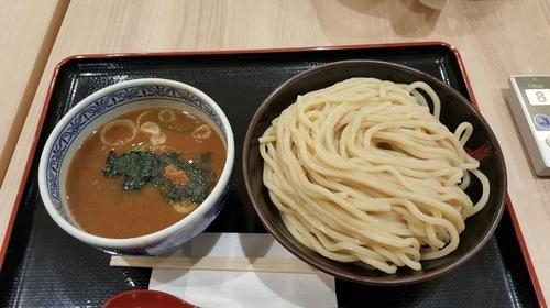「つけ麺」@つけ麺専門店 三田製麺所 セブンパークアリオ柏店の写真