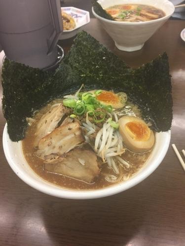 「濃厚味噌チャーシュー麺 ¥1.050」@竹岡屋 木更津店の写真