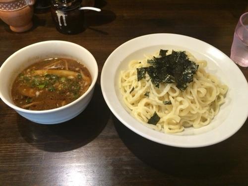 「つけ麺 ¥780」@光そばの写真