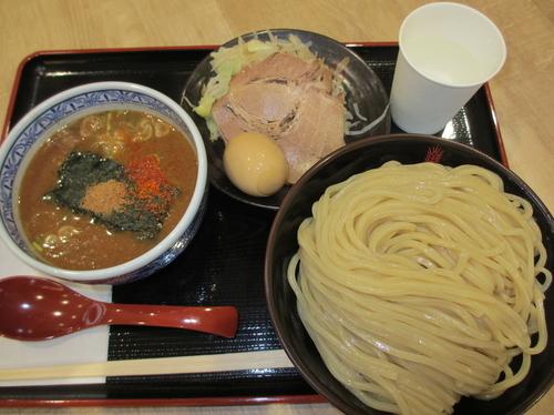 「つけ麺 特選Bセット大 990円」@つけ麺専門店 三田製麺所 セブンパークアリオ柏店の写真
