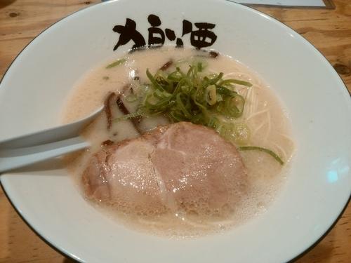 「らーめん+ビール&餃子」@狼煙 松本駅前店の写真