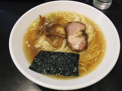 「ラーメン(500円)」@中華料理 熊の写真