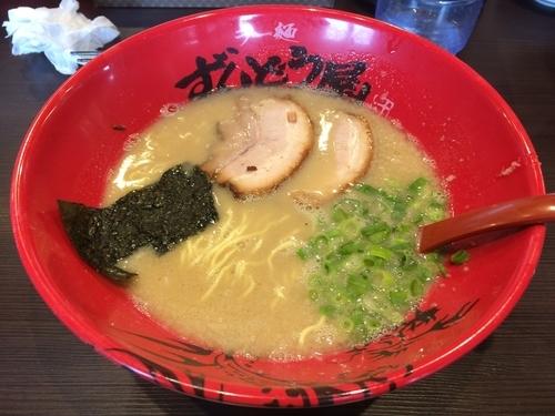 「元味ラーメン」@ラー麺 ずんどう屋 京都八幡店の写真