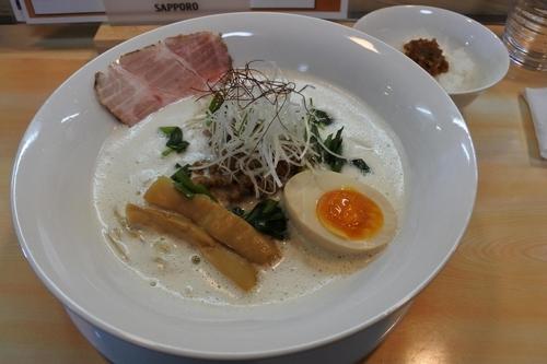 「金華の台湾そば」@ガチ麺道場の写真