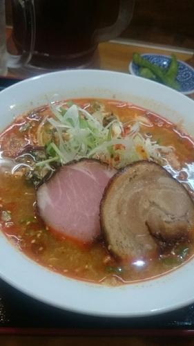 「酸辣湯麺」@麺処 雄の写真