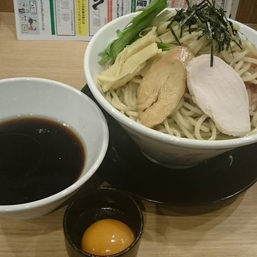 「限定つけ麺」@麺屋 和人 天王寺北口本店の写真