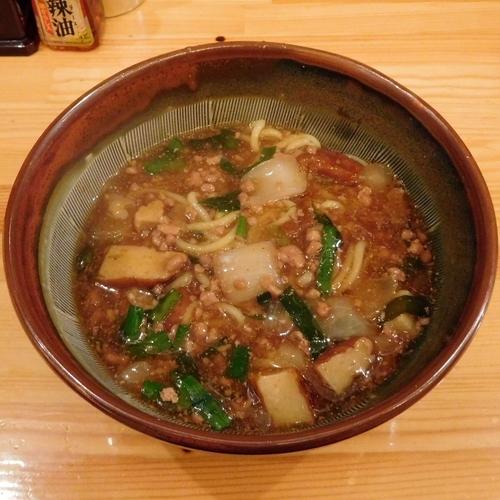 「元祖 雷々麺(700円)」@あたりや食堂の写真