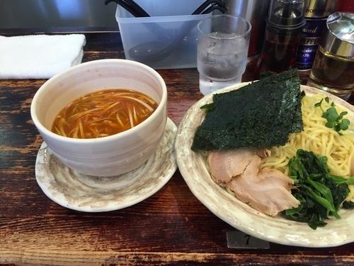「つけ麺」@横浜とんこつらーめん 大黒家 勝どき店の写真