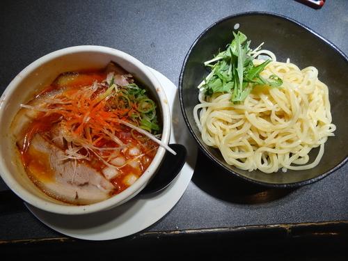 「豚味噌つけ麺」@らぁ麺 つけ麺奉行 てっぺんの写真