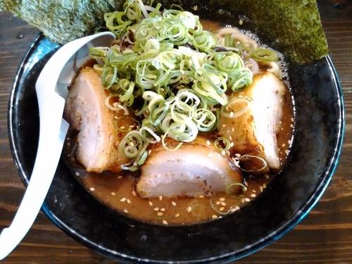 「厚切りチャーシューメン」@麺屋 虎威原の写真