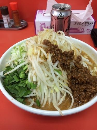 「限定麺 担々麺 800円」@ぶたのジョーの写真