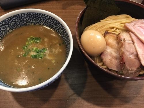 「特製極濃煮干しつけ麺(中盛り)」@煮干しつけ麺 宮元の写真