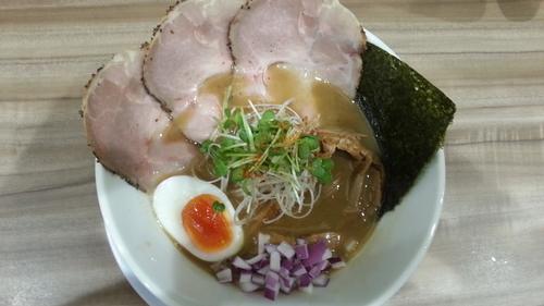 「とんこつラー麺」@ラー麺 陽はまた昇るの写真
