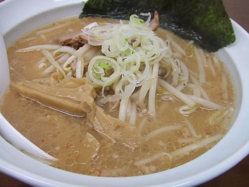 「味噌ラーメン 850円」@北海道らーめん 黒の写真