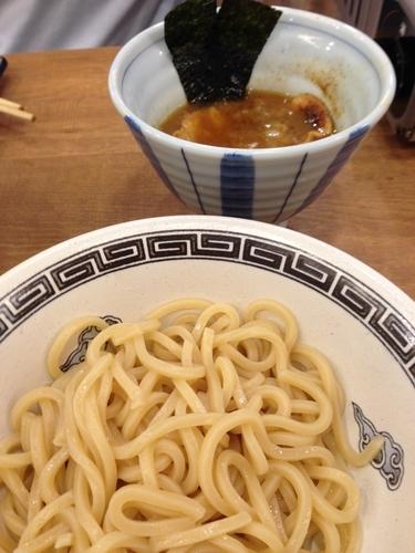 「つけ麺」@磯丸水産 横浜鶴屋町店の写真