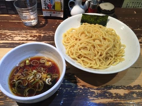 「つけそば大盛(780円)」@西新宿 つけそば 黒門の写真