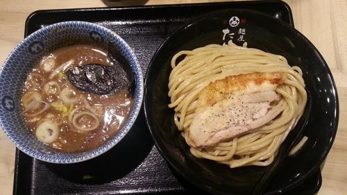 「つけ麺(並)」@麺屋 たけ井 阪急梅田店の写真
