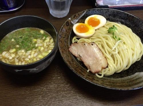 「豚骨魚介つけ麺 ¥750」@麺処 さとうの写真
