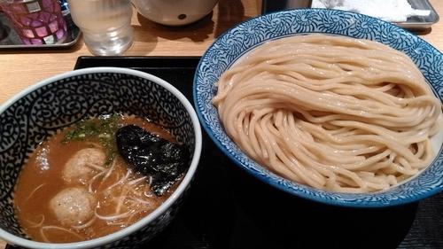 「濃厚魚介つけ麺(特盛)」@麺屋 一燈の写真