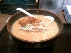 「北海道味噌ラーメン」@蔵出し味噌 麺場 田所商店 城陽店の写真