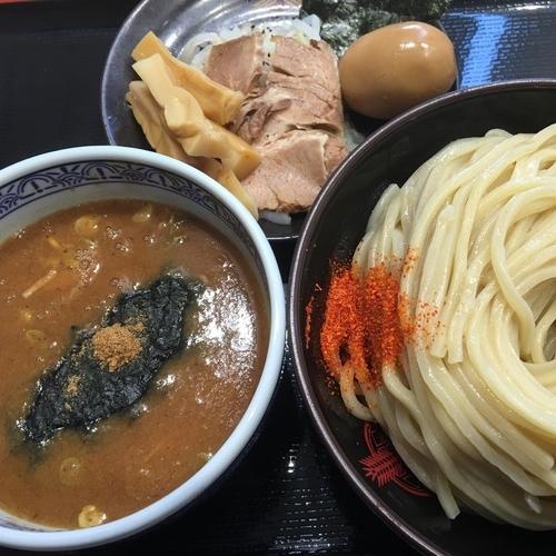 「特選Aつけ麺1090円」@つけ麺専門店 三田製麺所 セブンパークアリオ柏店の写真