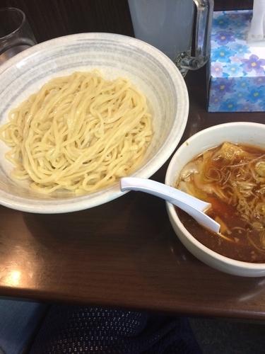 「つけ麺」@裏 我馬らーめんの写真