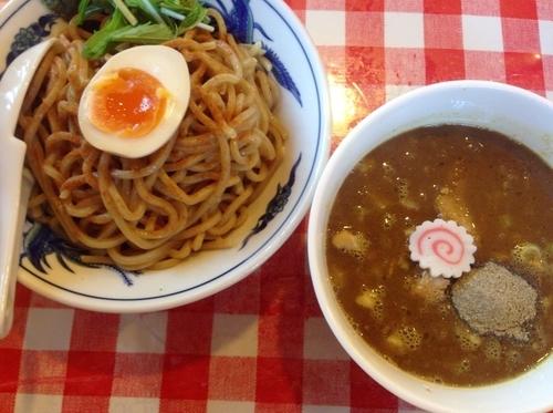 「マサラつけそば」@らー麺Chopの写真