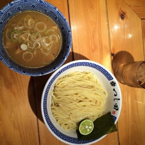 「つけ麺」@つじ田 神田御茶ノ水店の写真
