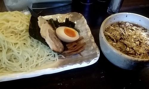 「つけ麺850円(大盛100円)」@らーめん 中々の写真