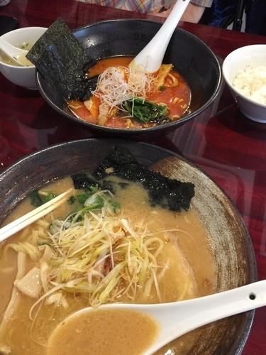 「ネギラーメン」@麺飯店 マラマラの写真