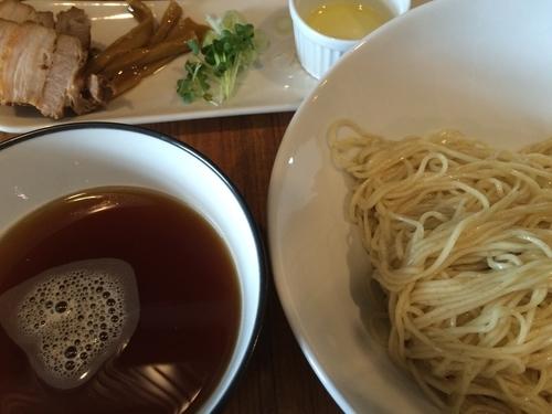「煮干しつけ麺」@麺&cafe Coi.Coi.の写真