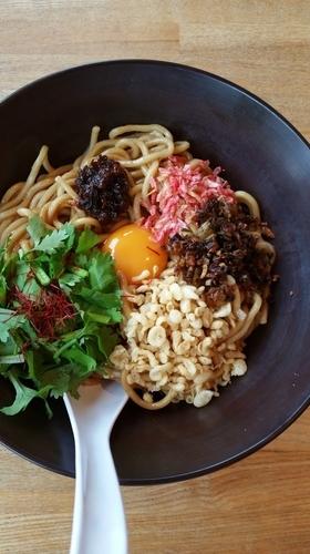 「板板麺」@湖麺屋 Reel Cafeの写真