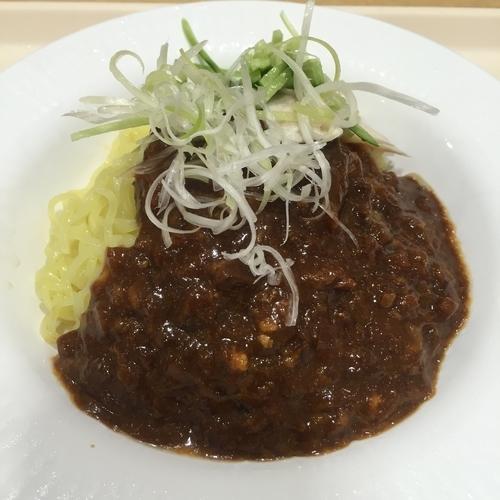 「【期間限定】ジャージャー麺(¥530)」@ポッポ 大森店の写真