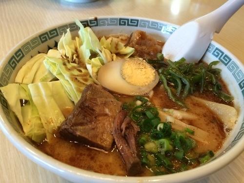 「太肉麺 920円」@熊本拉麺 桂花 新幹線口店の写真