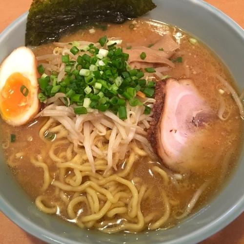 「味噌ポタ820円」@らーめん 福家の写真
